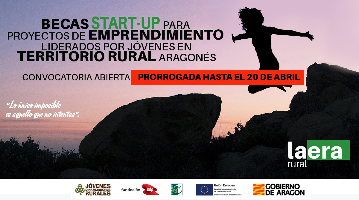Convocatoria de Becas START-UP
