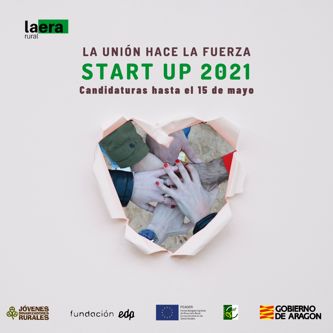 Start Up 2021. La Era Rural