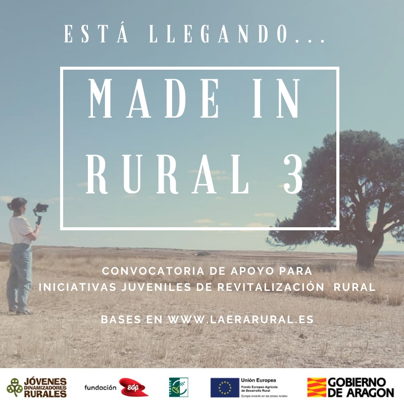 III Convocatoria Made In Rural